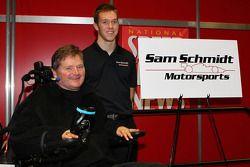 Jack Hawksworth will drive for Sam Schmidt Motorsports in 2013