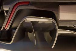 McLaren P1, Detail