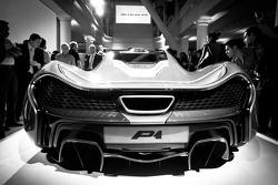 Презентация McLaren P1 для Северной Америки, Майами, экспериментальное.