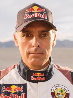 Лукас Круз. Тесты Qatar Red Bull Rally, тесты.