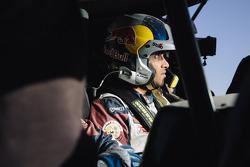 Нассер Аль-Аттия. Тесты Qatar Red Bull Rally, тесты.
