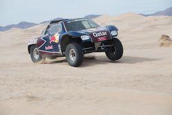 Тесты Qatar Red Bull Rally, тесты.