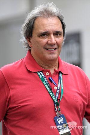 Reginaldo Leme (F1 TV presentator)