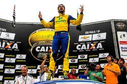 Race winnaar Thiago Camilo
