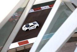 #8 MRS Molitor McLaren MP4-12C: Justino de Azcarate Riveroll, Fernando Baiz, Philipp Eng