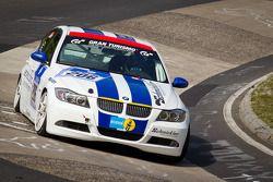 #206 BMW E90 325i: Tveten Stein, Guido Strohe