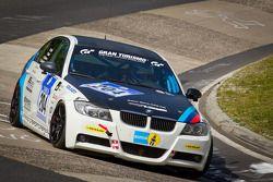 #204 BMW E90 320 si: Andreas Schwarz, Peter Bonk, Michael Holz, Christian Sporenberg