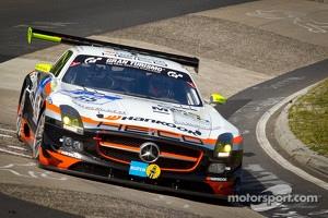 Mercedes-Benz SLS AMG GT3: Bernd Schneide