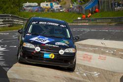 #199 Opel Astra OPC: Dietmar Hanitzsch, Michael Eichhorn, Jan Heiler