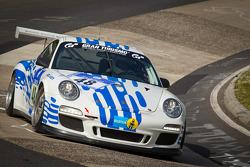 #48 Porsche 911 GT3 Cup: Bill Cameron, Willie Moore, Olivier Muytjens