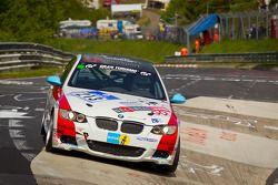 #213 BMW 325i E92 Coupé: Benjamin Sorg, Daniel Sorg