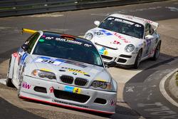 #99 MSC Rhön e.V. im AvD BMW M3: Roberto Feccio, Dario Paletto, Richard Purtscher, Paul Stubber