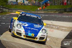 #49 Porsche Center Väst Porsche 911 GT3 RS: Andreas Carlsson, Sten Carlsson, Ulf Larssson, John Lars