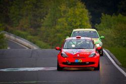 #162 raceunion Teichmann Racing Renault Clio Cup: Michael Schneider, Marko Stipp