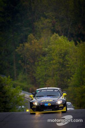 #156 ATS Motorsport Honda S2000: Ralf Schmid, Harald Jacksties, Frank Lorenzo, Friedhelm Mihm