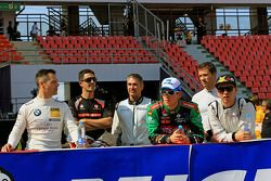 Andy Priaulx, Jamie Whincup, Mick Doohan, Benito Guerra, Sébastien Ogier, Jorge Lorenzo