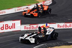 Romain Grosjean vs Tom Kristensen
