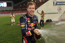Primer lugar para Sebastian Vettel