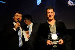 LMP2 kampioen Enzo Potolicchio, Starworks
