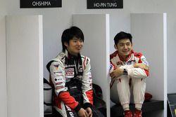 Ohshima y Ho-Pin Tung