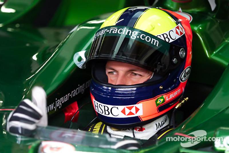 Luciano Burti - 2000 e 2001 - 15 corridas