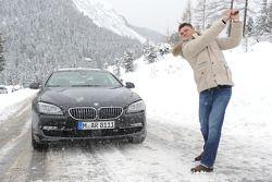 Соревнования BMW xDrive Mountain Challenge: Каймер против Спенглера, особое событие.