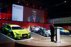 Wolfgang Dürheimer, head of research and development, Audi