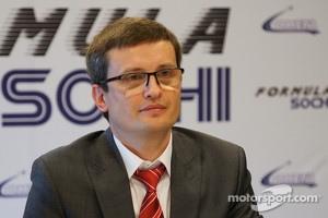 Alexander Bogdanov, CEO of Formula Sochi