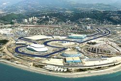 Descripción general de la próxima pista de Sochi F1
