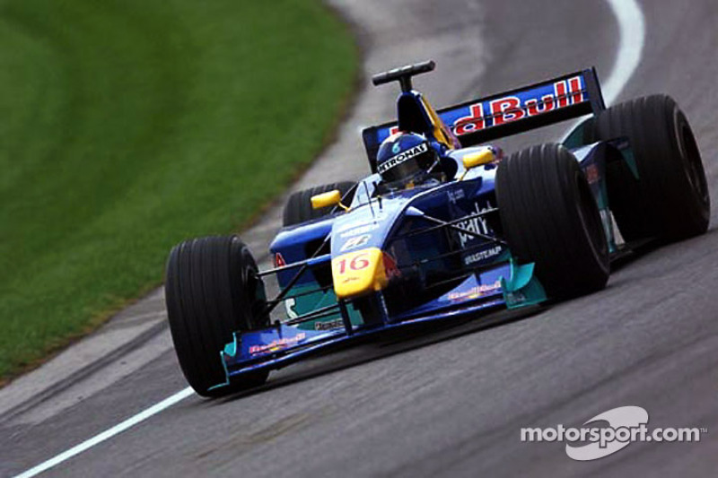 "5. <img src=""https://cdn-0.motorsport.com/static/img/cfp/0/0/0/0/30/s3/brazil-2.jpg"" alt="""" width=""20"" height=""12"" />Pedro Diniz. 98 races (1995-2000. Best result - fifth (Luxembourg 1997, Belgium 1998)"