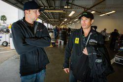 Mike Hedlund e Scott Sharp