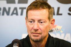 Napleton Racing press conference: Jim Norman