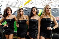 Las chicas de Monster Energy