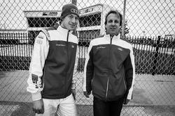 Frank Stippler and Frank Biela