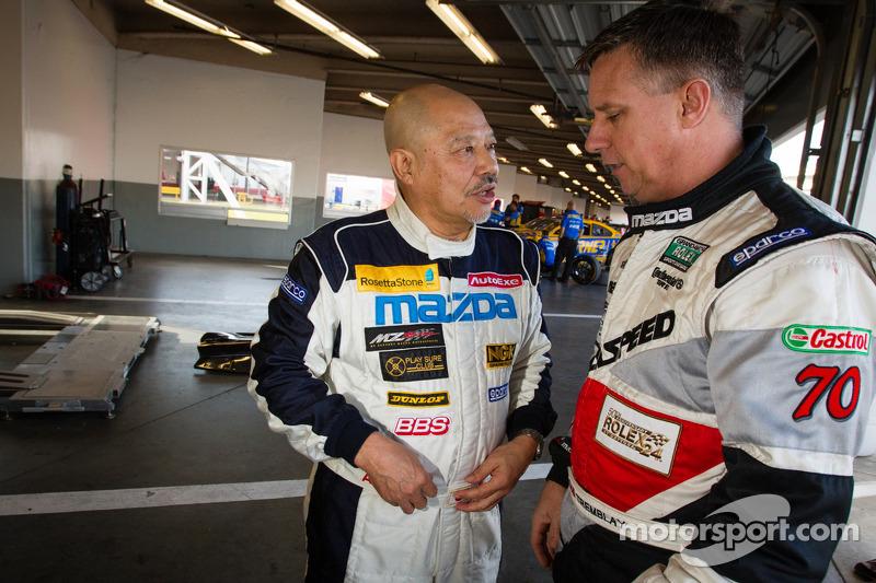 Yojiro Terada en Sylvain Tremblay