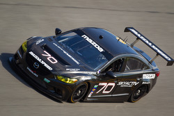 #70 Mazdaspeed Speedsource Mazda6 GX: Jonathan Bomarito, Marino Franchitti, James Hinchcliffe, Sylva
