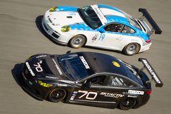 #70 Mazdaspeed Speedsource Mazda6 GX: Jonathan Bomarito, Marino Franchitti, James Hinchcliffe, Sylva