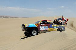 #431 Toyota: Diego Weber en Alonso Carrillo