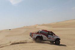 #312 Toyota: Duncan Vos en Robert Howie