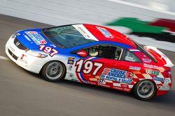 #197 RSR Motorsports Honda Civic SI: Sarah Cattaneo, Tom Dyer, Corey Fergus, Andrew Novich, Owen Tri