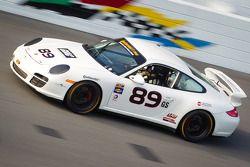 #89 Ranger Sports Racing Porsche 997: Barry Ellis, Frank Rossi, Fraser Wellon