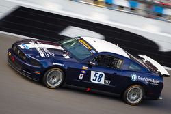 #58 Dempsey Racing Mustang Boss 302R: Ian James, Roger Miller
