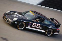 #88 Ranger Sports Racing Porsche 997: Barry Ellis, Frank Rossi, Fraser Wellon