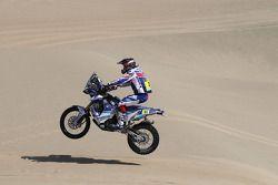 #21 Yamaha: David Fretigne