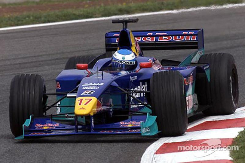 2000: Sauber-Petronas C19 (два пятых места, 8-е место в КК)
