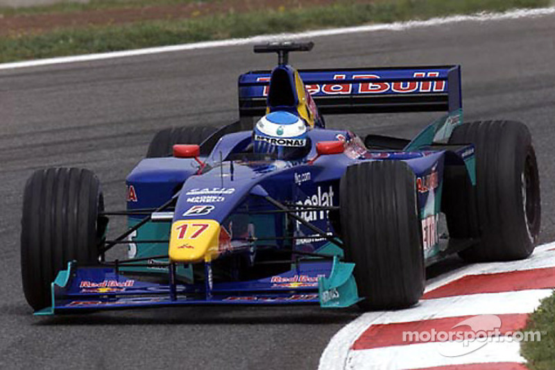 Mika Salo, Sauber-Petronas C19, 2000