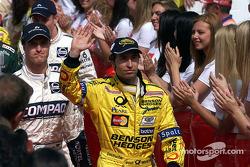 Хайнц-Харальд Френцен. ГП Испании, Воскресная гонка.