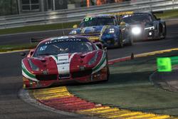 #51 AF CorseFerrari 488 GT3: Ісікава Мотоакі, Лоренцо Бонтемпеллі, Олів'є Беретта, Франческо Кастелаччі
