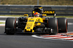 Formel-1-Test in Budapest, August