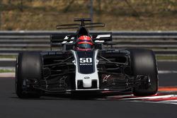 Santino Ferrucci, Haas VF-17